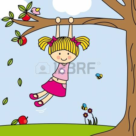 2,430 Swing Tree Stock Vector Illustration And Royalty Free Swing.