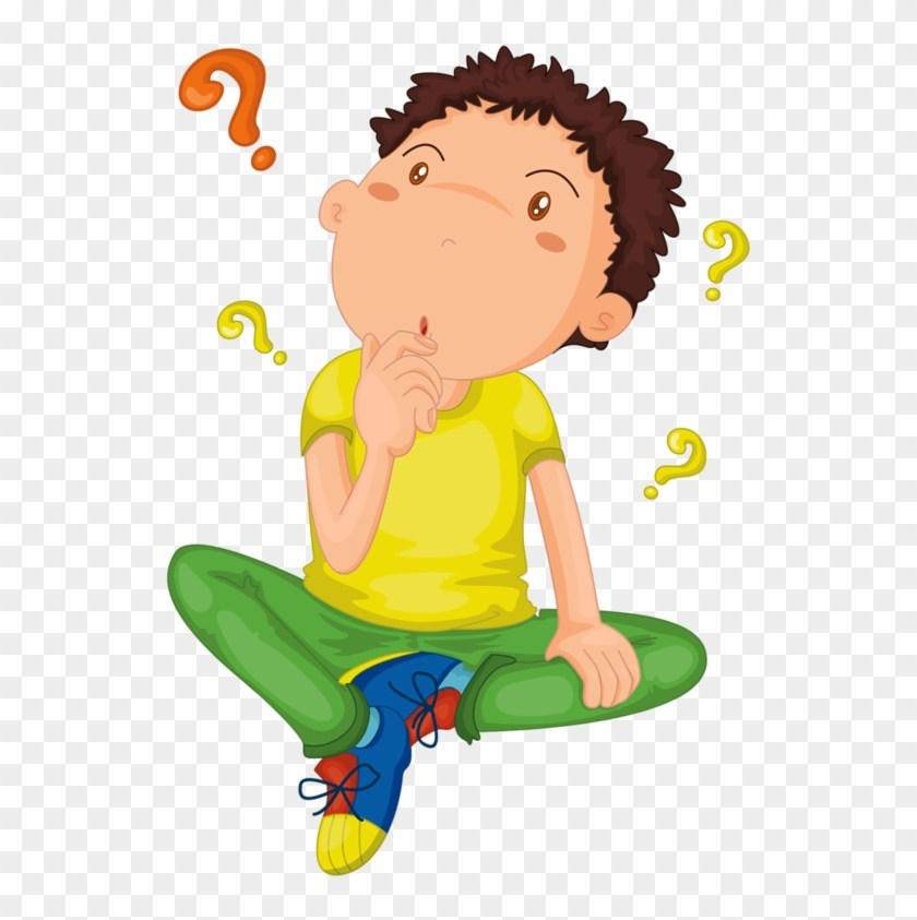 Kid thinking clipart png 4 » Clipart Portal.