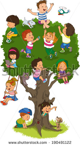 kid tree clipart 20 free Cliparts | Download images on ...