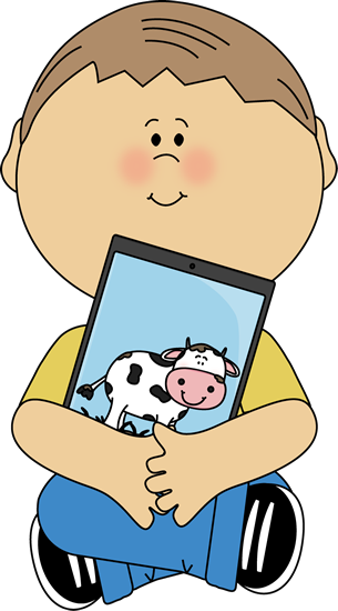 Ipad Clipart For Kids.