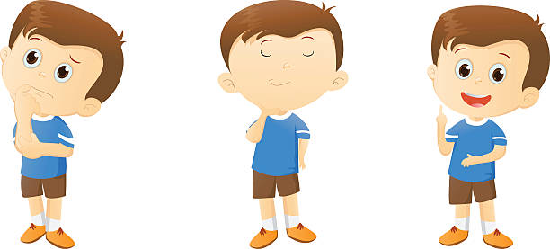 Kid wondering clipart 2 » Clipart Station.