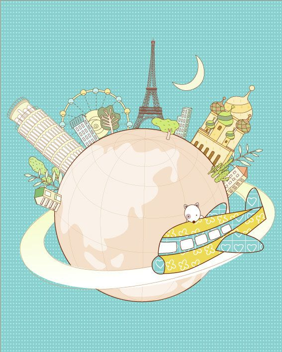 17 Best images about World travelers preschool theme on Pinterest.