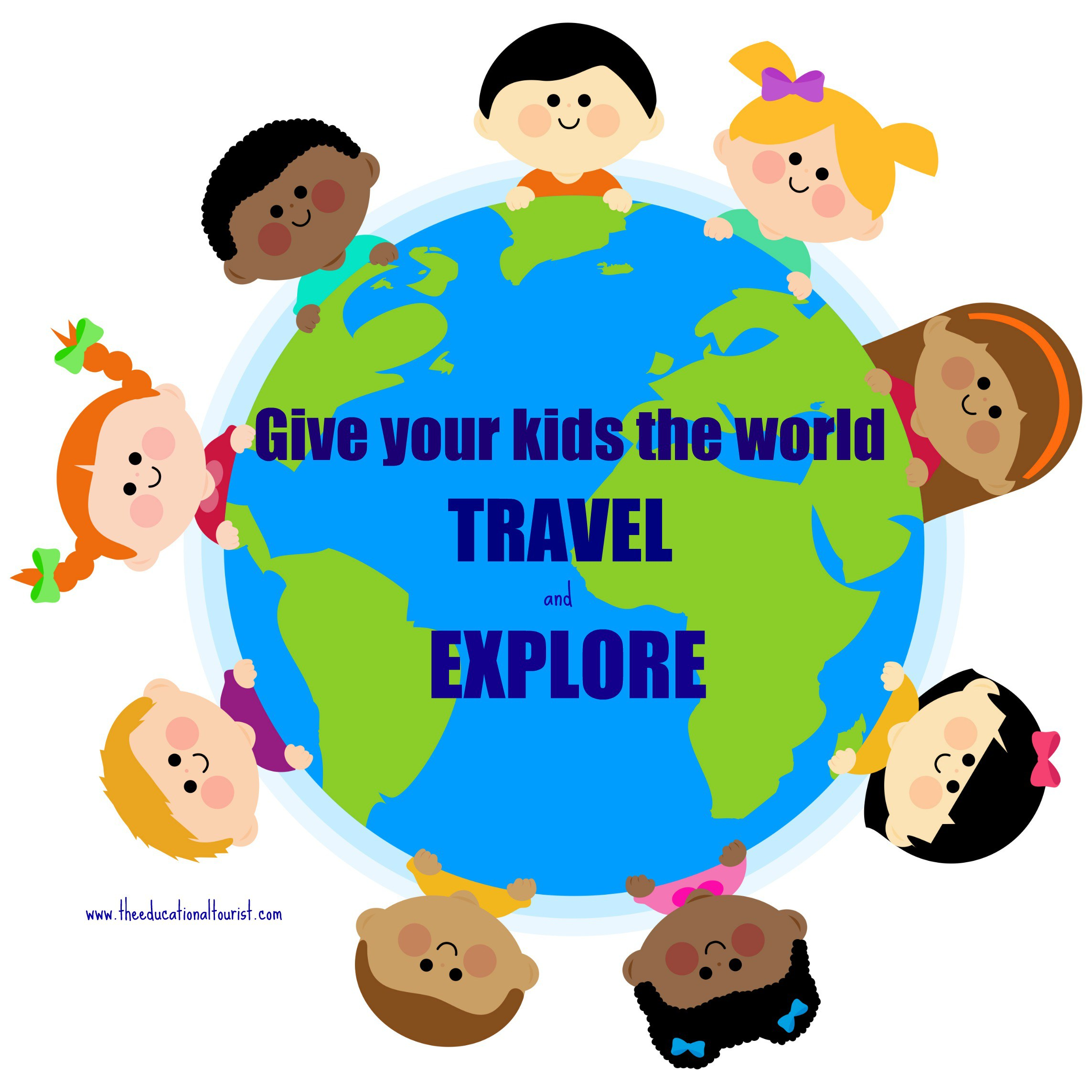 Teach Culture to Kids with Global Travel.