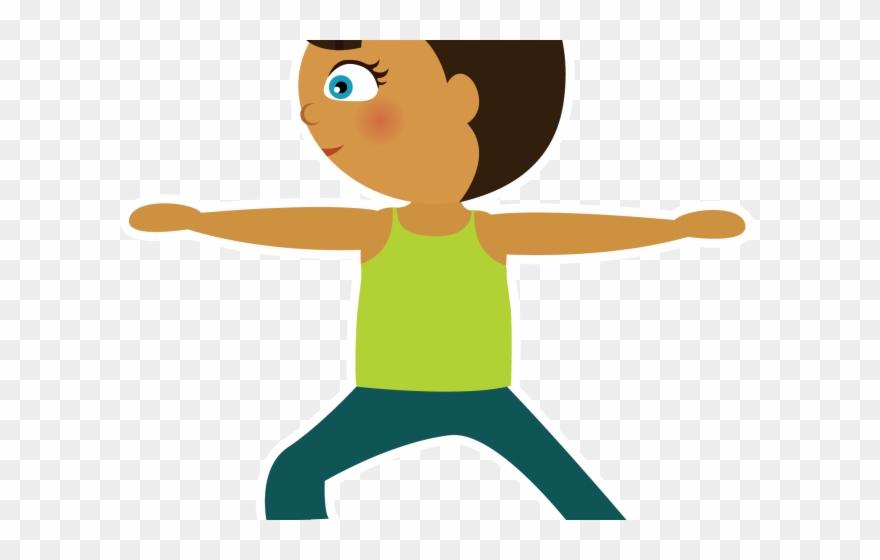 Yoga Clipart Kid Yoga.