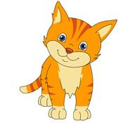 Free Kitten Clipart.