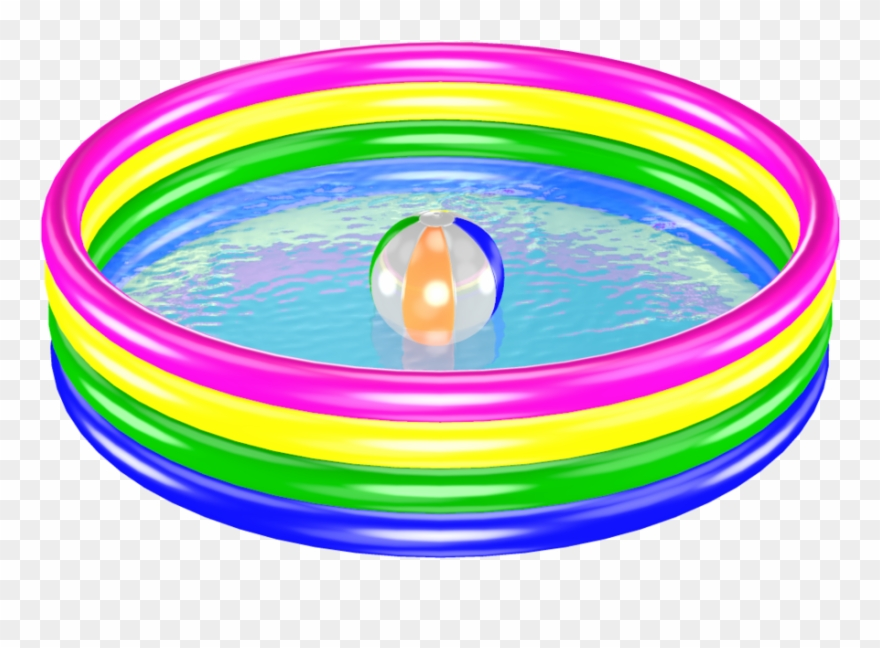 Kiddie Pool Png Clipart (#2083277).