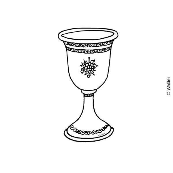 Kiddush Cup.