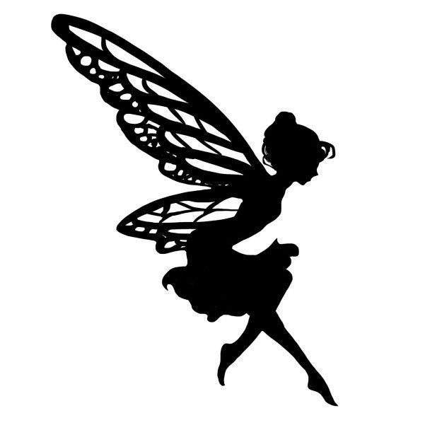 25+ best ideas about Fairy Silhouette on Pinterest.