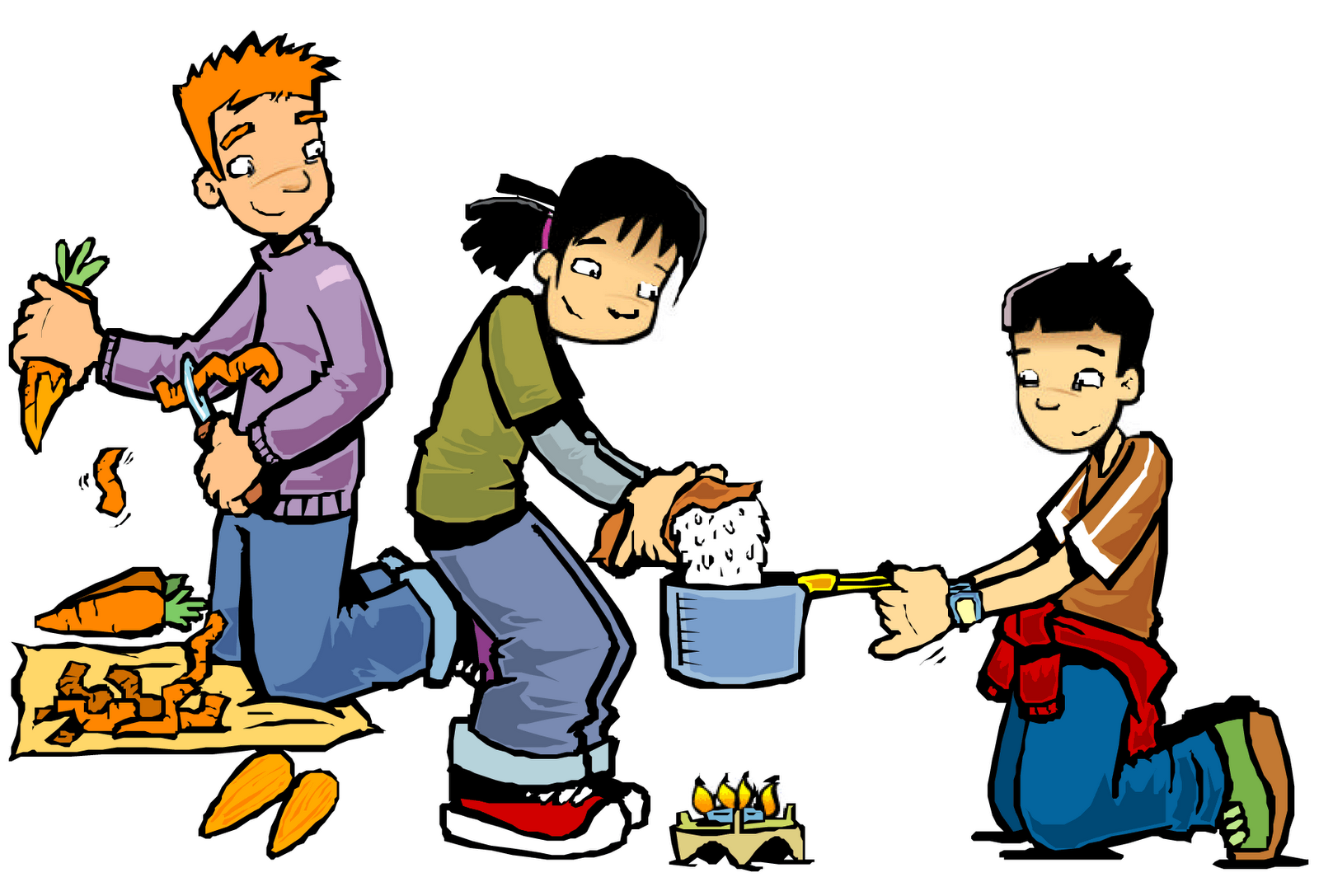 Free Pictures Of Children Working Together, Download Free.