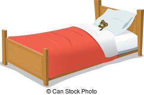 Kids bed clipart » Clipart Portal.