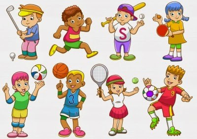 Kids being active clipart 6 » Clipart Portal.