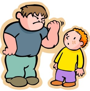 Kids Being Mean Clipart 73109.