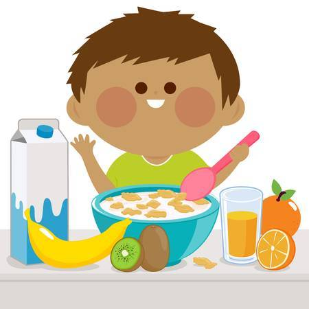 Kids breakfast clipart 6 » Clipart Portal.