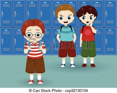 School bullying Illustrations and Clipart. 1,006 School bullying.