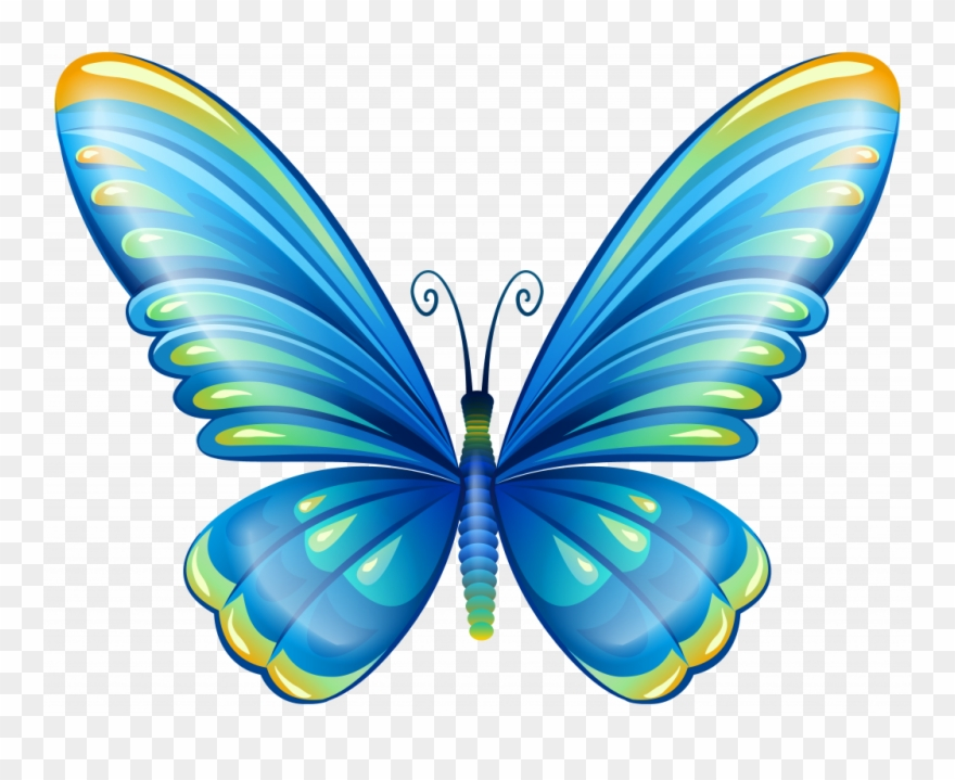 Unique Free Images Butterfly Clipart For Kids At Getdrawings.
