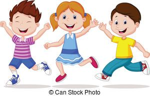 Kids cheering clipart 1 » Clipart Portal.