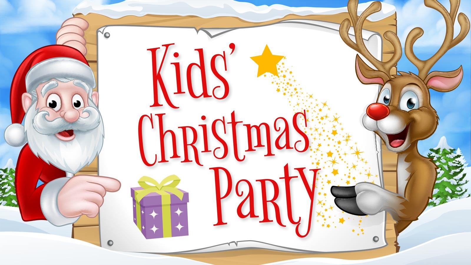 Kids\' Christmas Party • Techniquest.