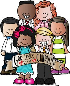 44 Best Church Kids Clip Art images.