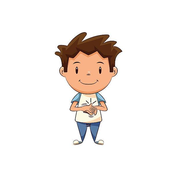 Kids clapping clipart 1 » Clipart Portal.