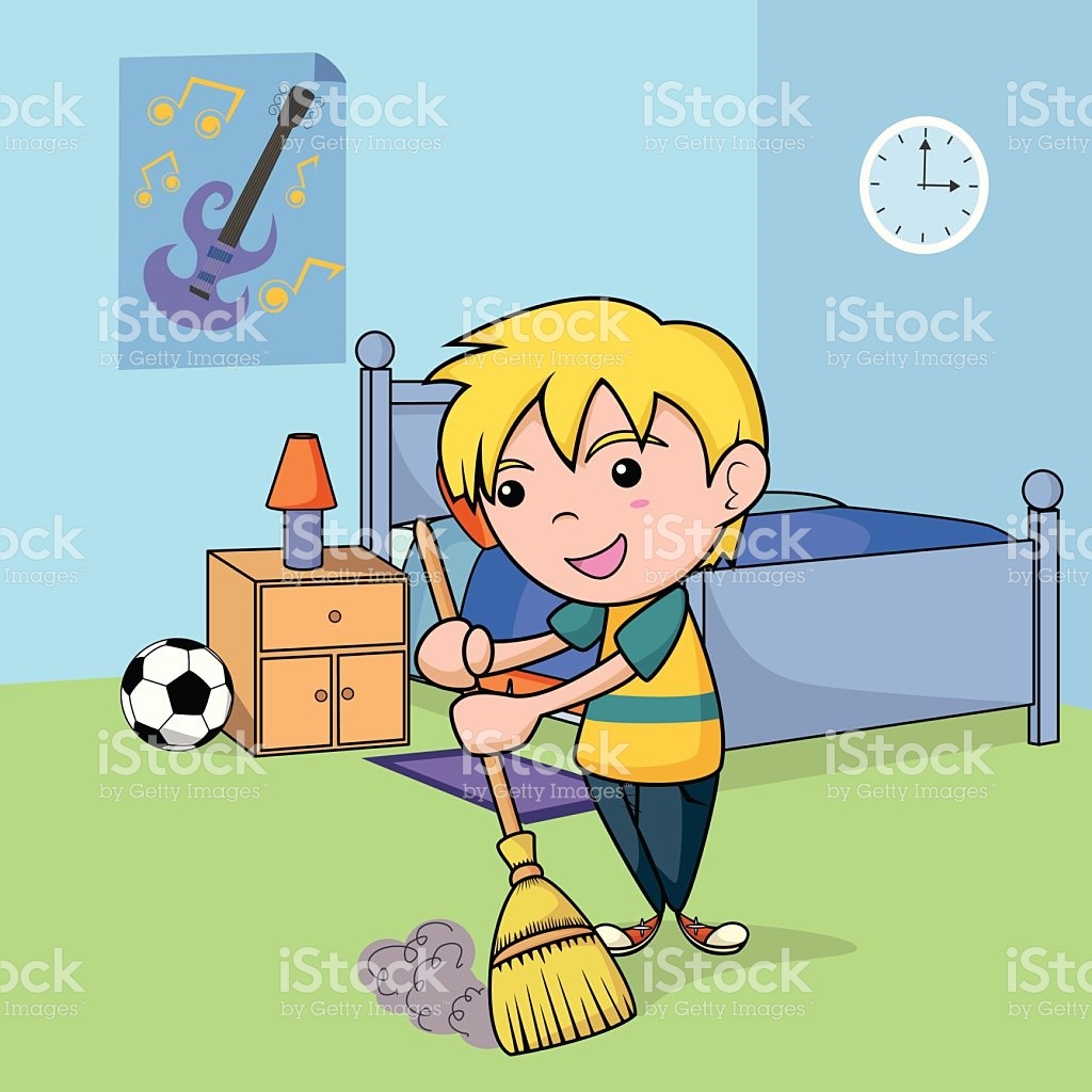 Kids clean room clipart 9 » Clipart Station.