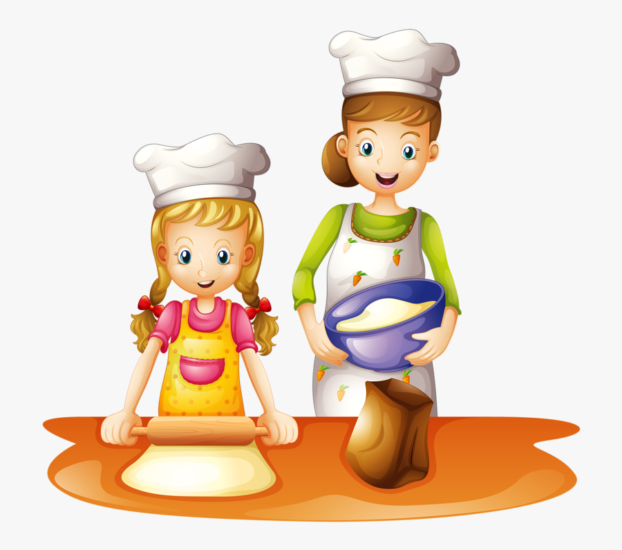 Picture Library Download Kids Cooking Clip Art.