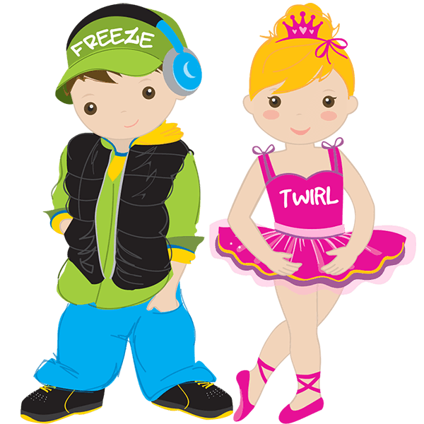Child dancing clipart 1 » Clipart Station.