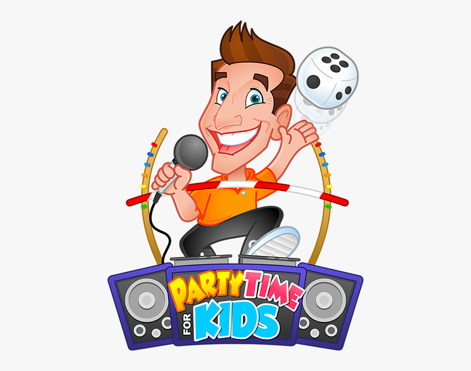 Disco Clipart Childrens Birthday Party.