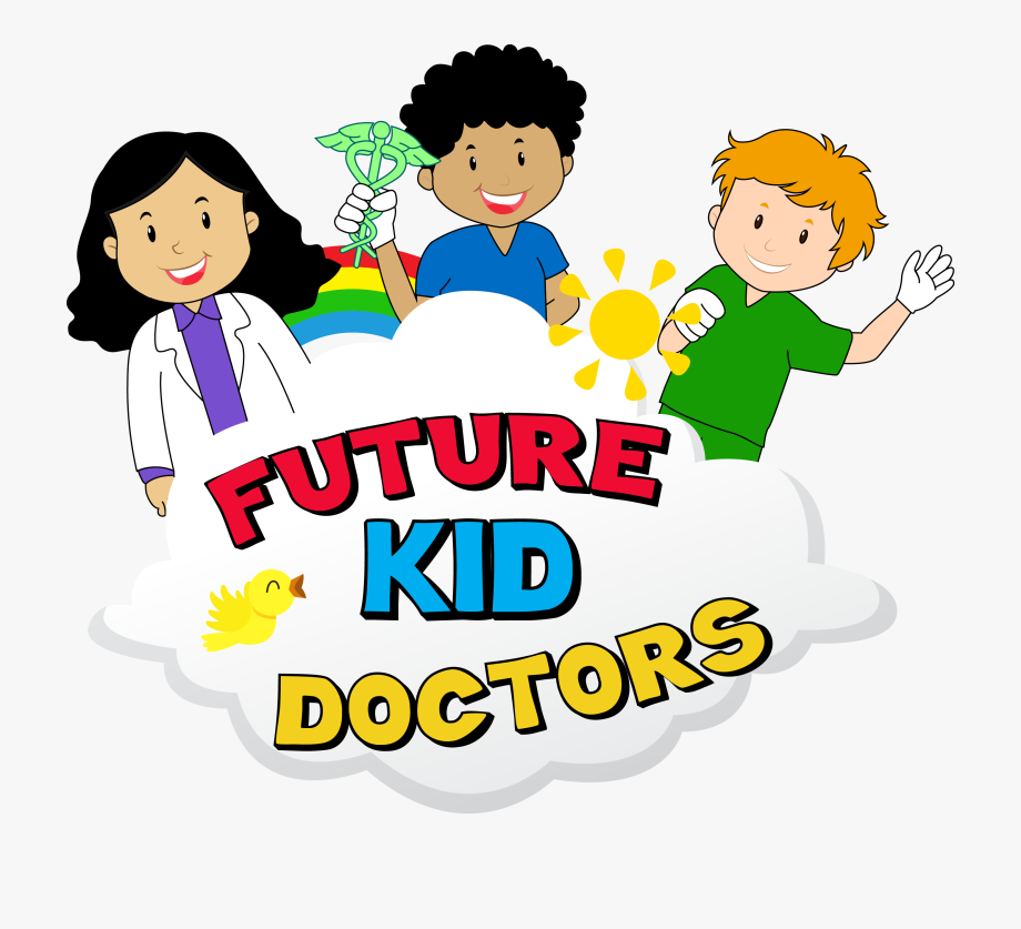 Future Kid Doctors, Cliparts & Cartoons.