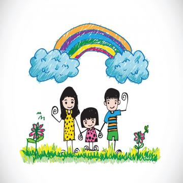 Kids Drawing Png, Vector, PSD, and Clipart With Transparent.