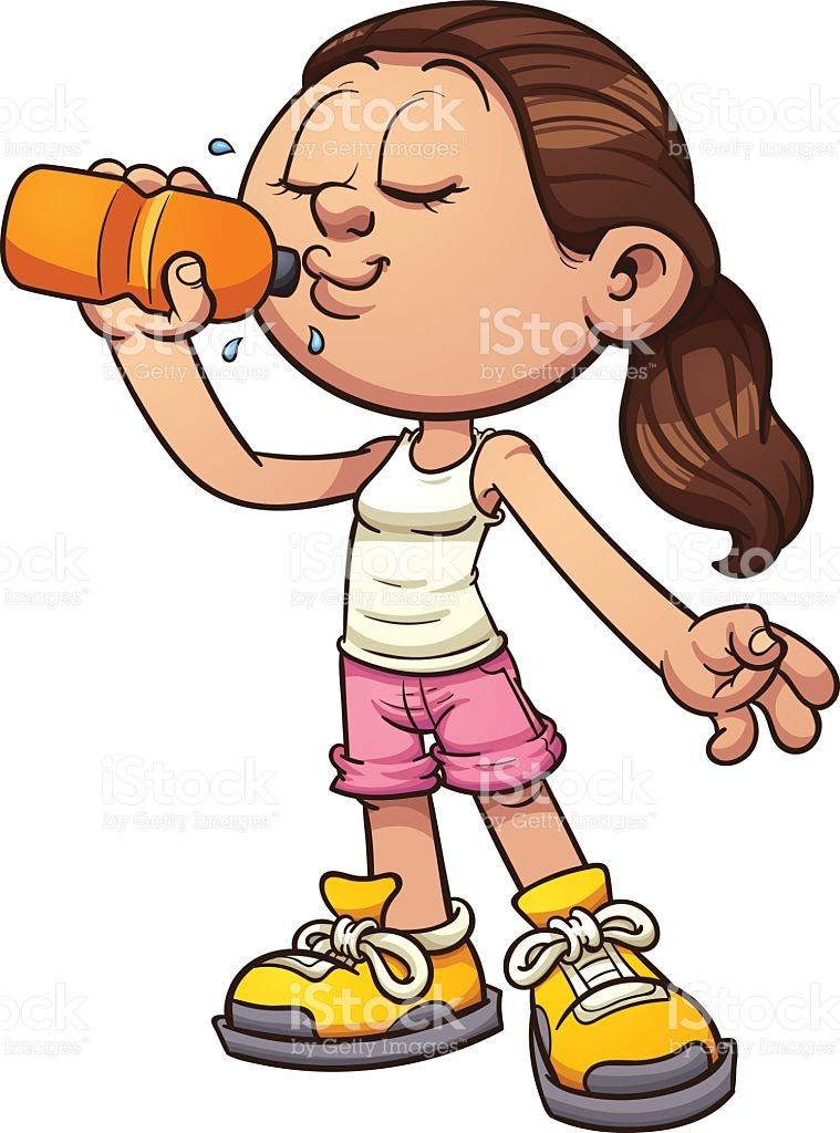 Children drinking water clipart 9 » Clipart Station.