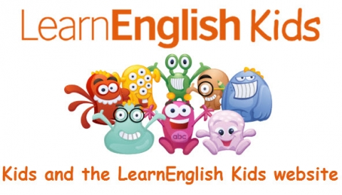 Kids and the LearnEnglish Kids website.