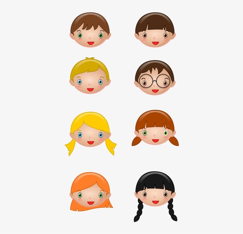 Kids Faces.