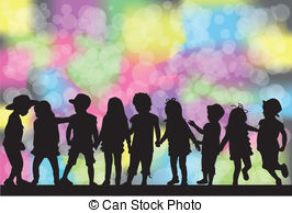 Kids fashion show clipart 3 » Clipart Station.
