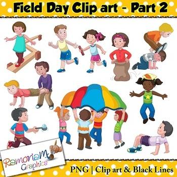 Field Day Clip art in 2019.