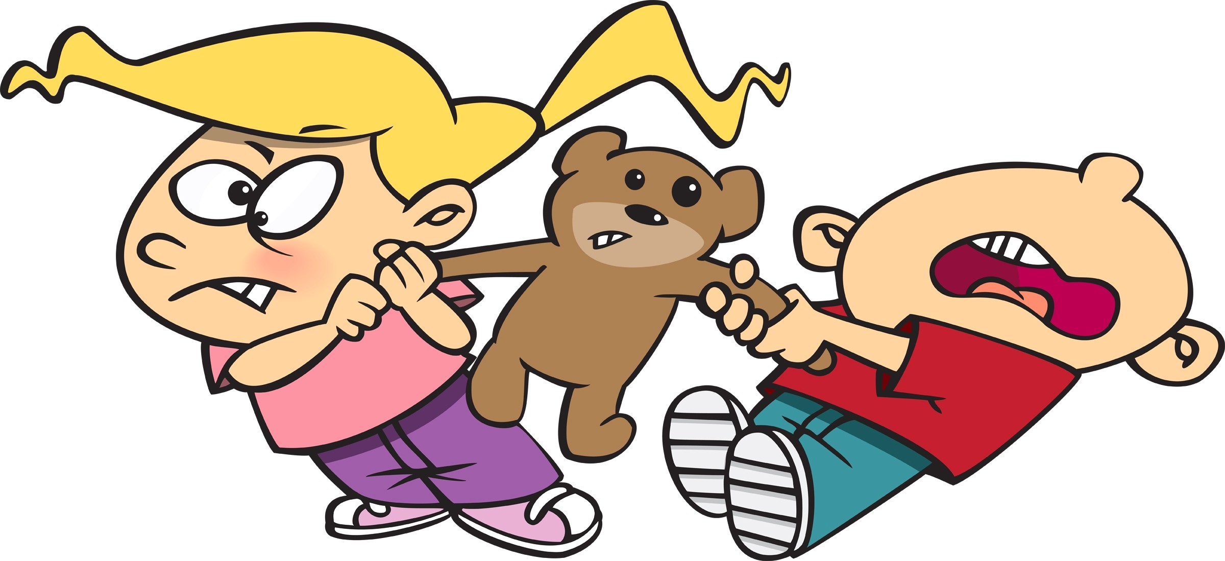 Kids fighting clipart 7 » Clipart Station.