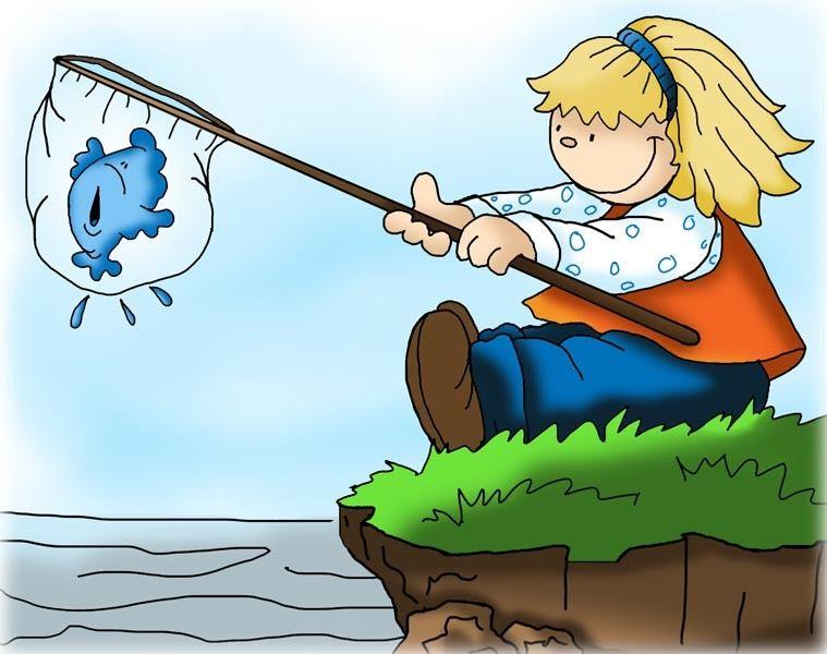 Fishing Kids.