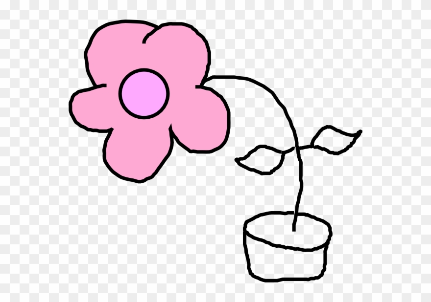 Kids Flower Clip Art At Clipart Library.
