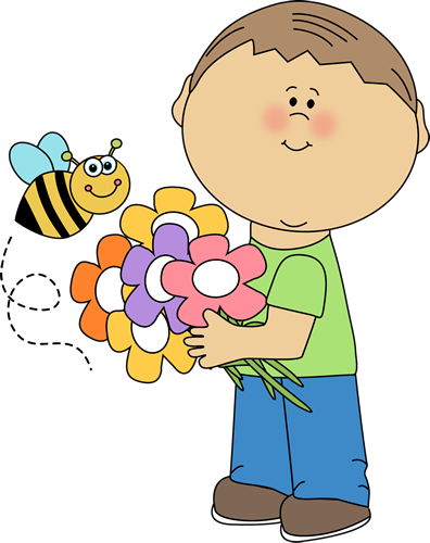 Spring Clipart For Kids.