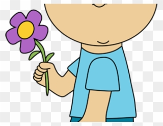 Free PNG Flower For Kids Clip Art Download.