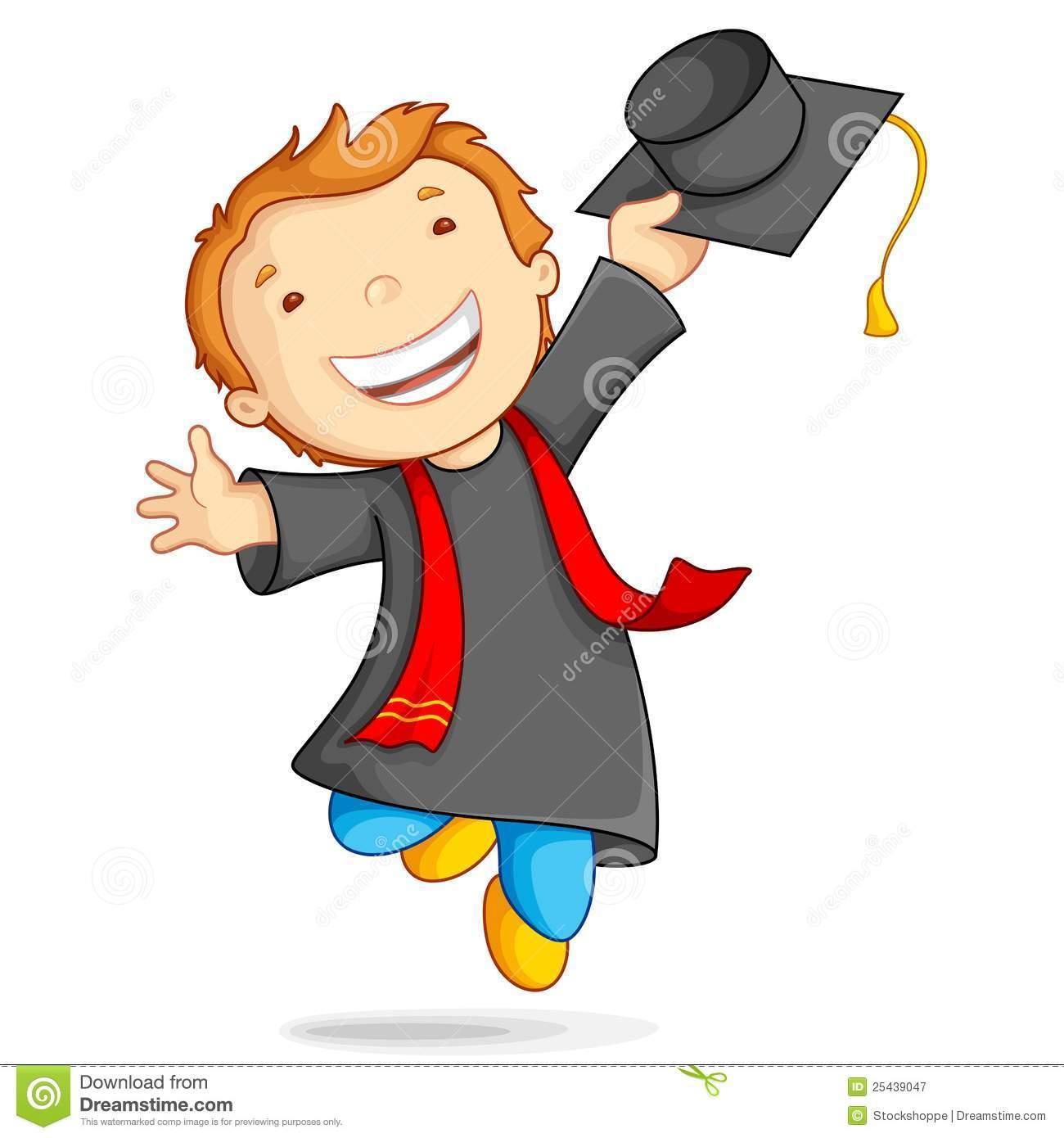 Graduation clipart for kids 5 » Clipart Portal.