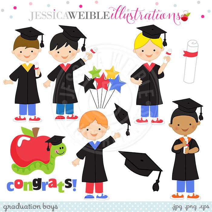 Kids graduation with parents clipart 4 » Clipart Station.