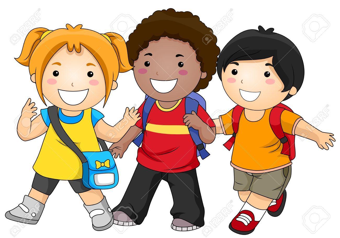 Kids group clipart 1 » Clipart Portal.