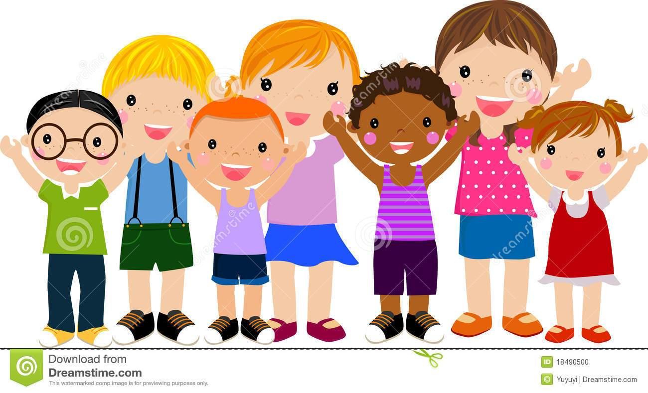 Kids group clipart 3 » Clipart Portal.