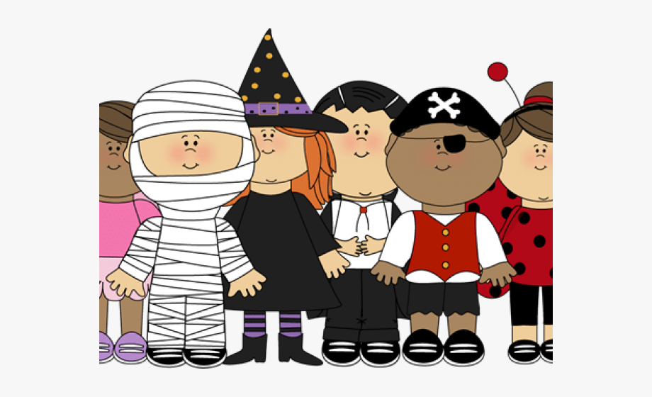 Halloween Clipart Parade.