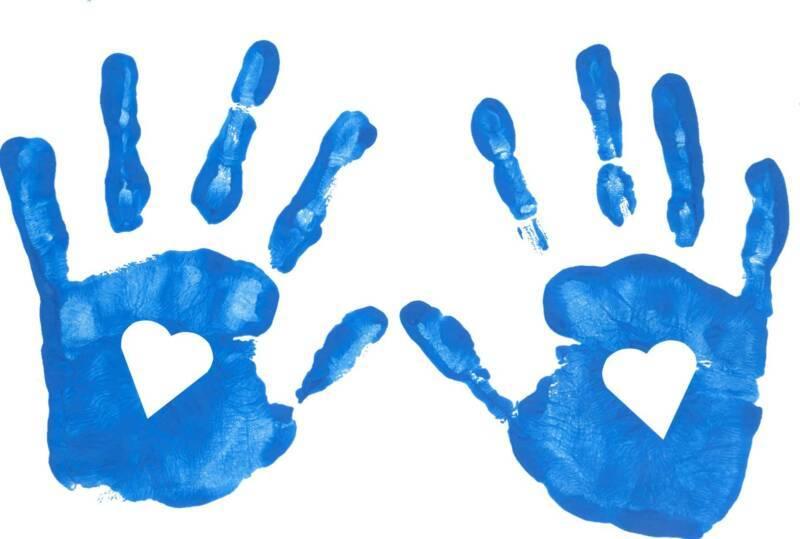 Kids hands clipart 2 » Clipart Portal.