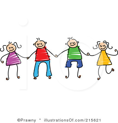 Related Keywords & Suggestions for Kids Holding Hands Clipart.