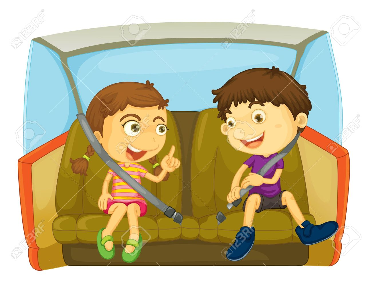 4,789 Car Seat Stock Illustrations, Cliparts And Royalty Free Car.