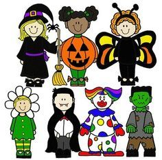 Kids in costume clipart 2 » Clipart Portal.