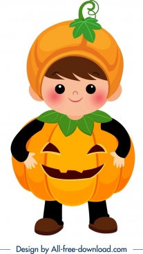 Kids halloween costumes free vector download (3,063 Free.