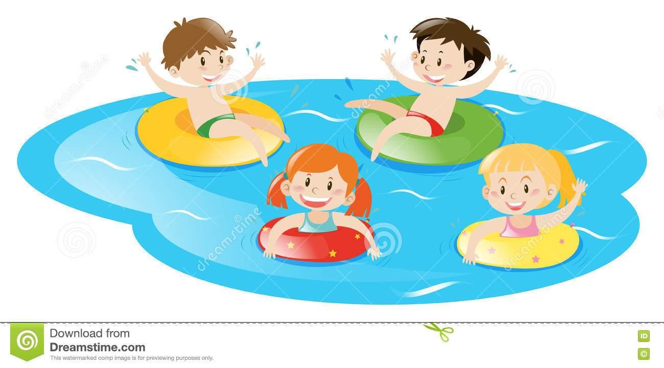 Kids swimming pool clipart 6 » Clipart Portal.
